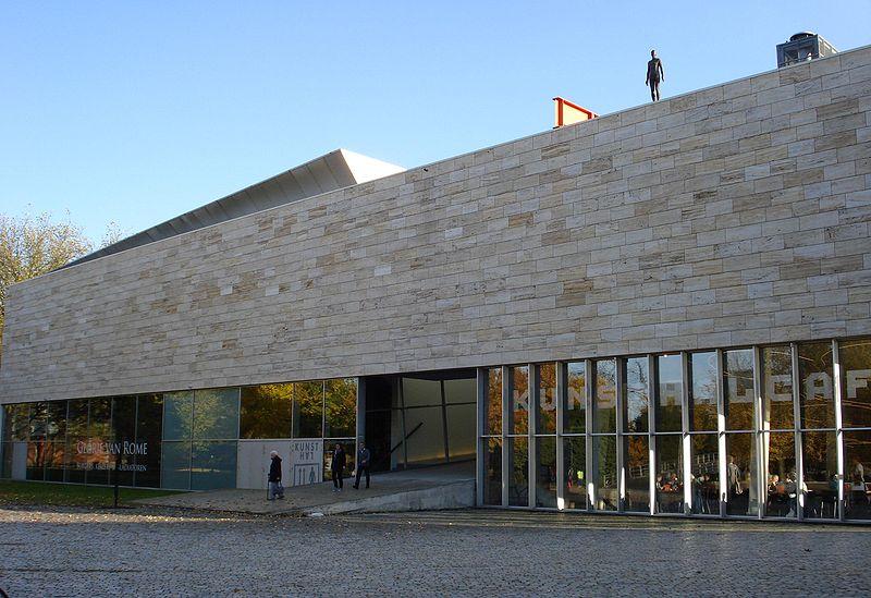Museu Kunsthal em Roterdão, Holanda  (foto: Wikifrits / wikimedia)