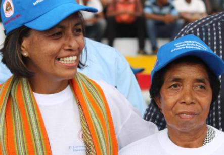 Lúcia Lobato (foto: Christine Kearney / UNDP)