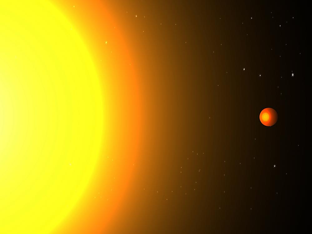O exoplaneta Kepler-78b (Cristina SanchisOjeda/ MIT)