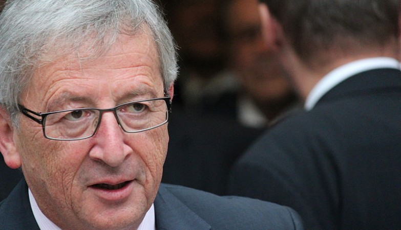 Jean-Claude Juncker, primeiro ministro do Luxemburgo