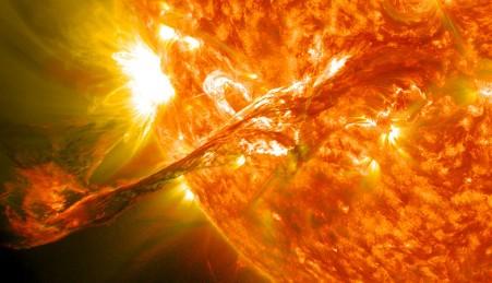A erupção de raios gama é um fenómeno que os cientistas acreditam poder tornar algumas zonas da Terra absolutamente inabitáveis
