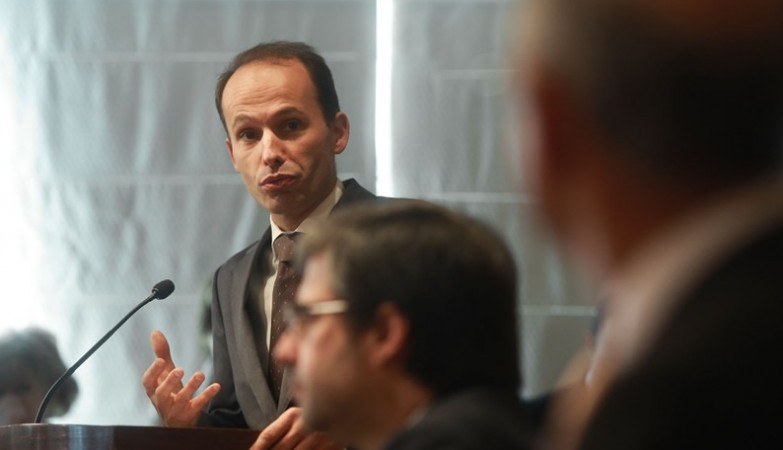 Ministro do Emprego, da Solidariedade e da Segurança Social, Pedro Mota Soares