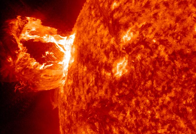 """Astrónomos registam """"explosão mortífera"""" em estrela recém-nascida ..."""