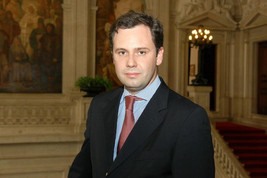 Deputado Rui Barreto (foto: divulgação / Grupo Parlamentar CDS-PP)