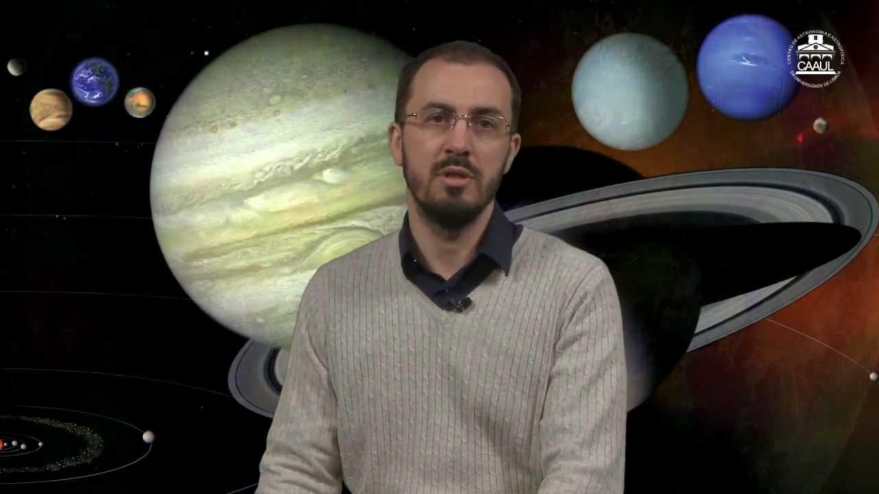 David Luz, investigador do CAAUL (foto: reprodução Vodcast / CAAUL)