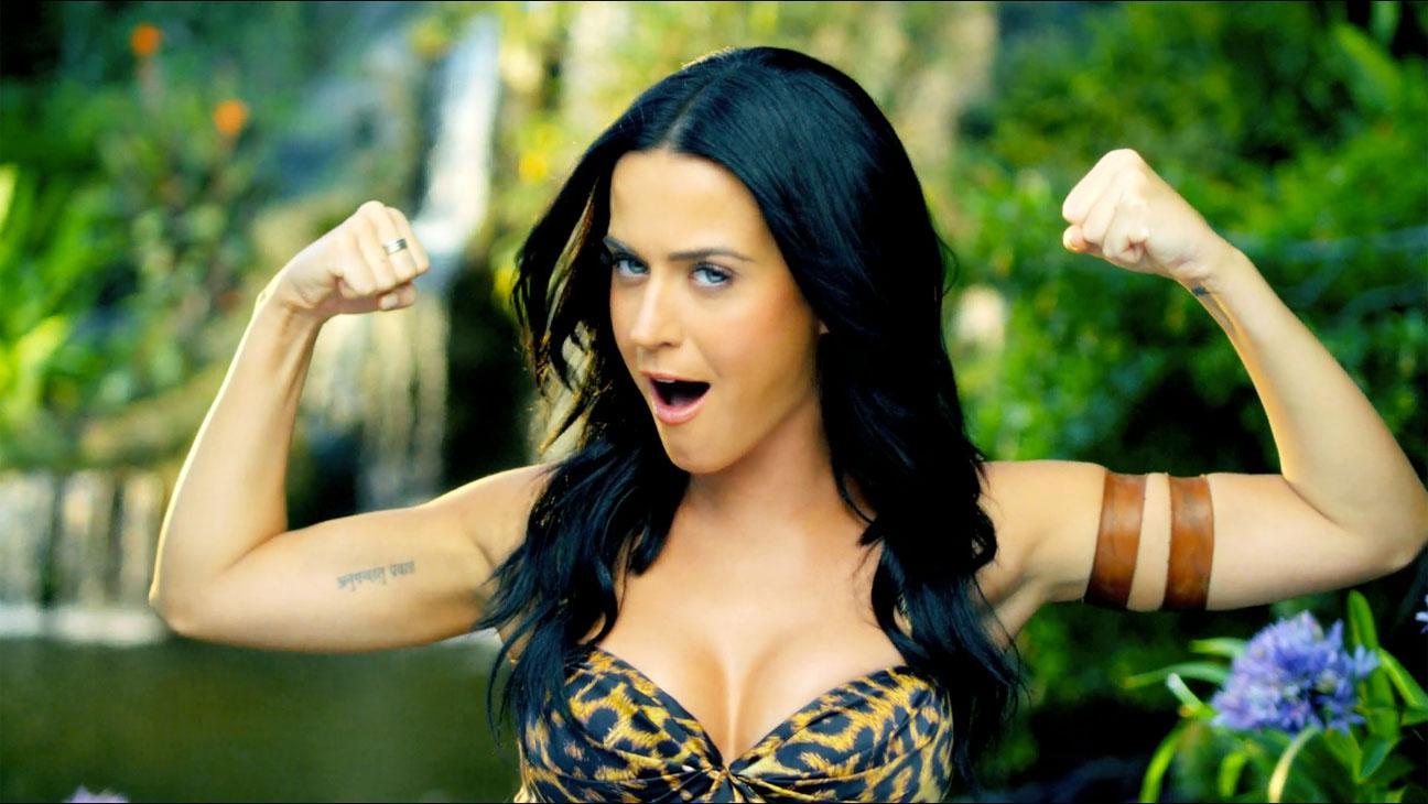 Katy Perry em 'Roar'