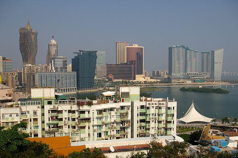 Macau (foto: Jakub Hałun / wikimedia)