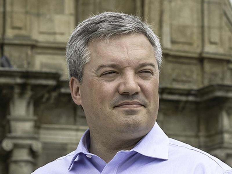 Eduardo Vítor Rodrigues, novo presidente da Câmara de Vila Nova de Gaia, eleito pelo PS