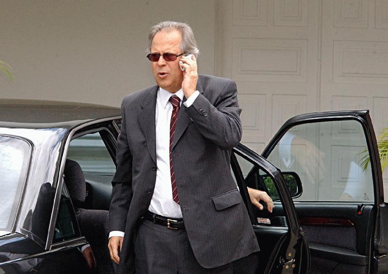 Ex-ministro brasileiro José Dirceu (foto: Marcello Casal Jr)
