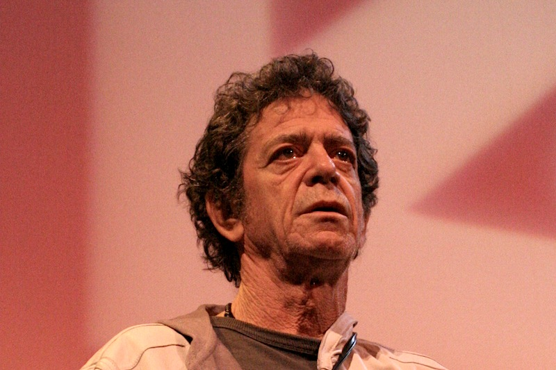Lou Reed (foo: nikolai36 / wikimedia)