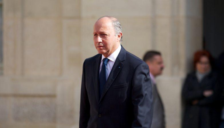 Laurent Fabius, ministro dos Negócios Estrangeiros da França (foto: Cyclotron / Wikimedia)