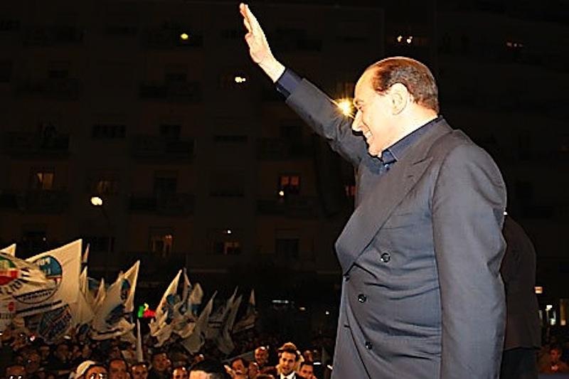Silvio Berlusconi (foto: Lorenza e Vincenzo Iaconianni / wikimedia)