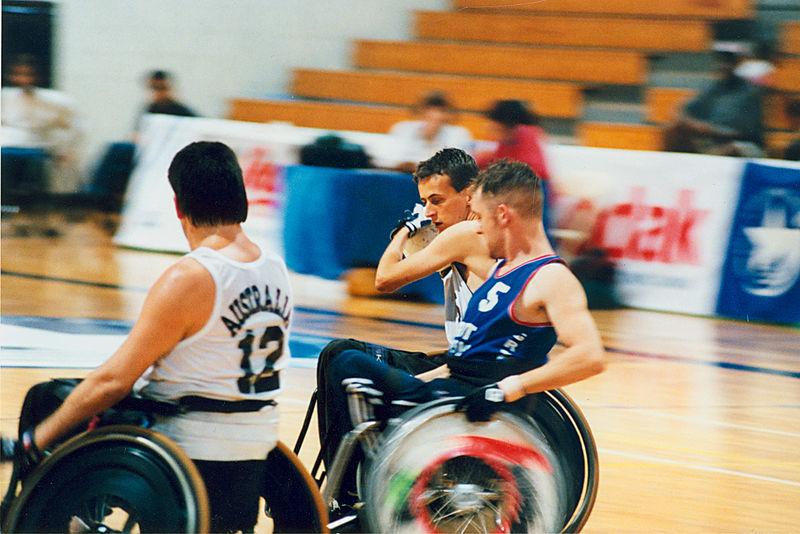 foto: Australian Paralympics / wikimedia