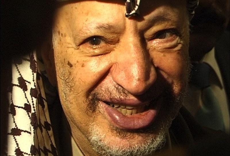 Yasser Arafat (foto: Hans Jørn Storgaard Andersen / wikimedia)