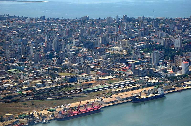 Maputo, Moçambique ( foto: Hansueli Krapf / wikimedia)