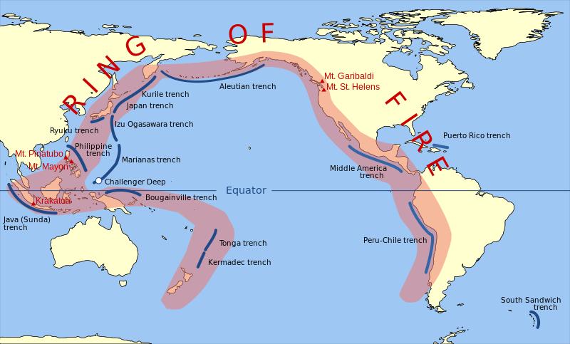Anel de Fogo do Pacífico