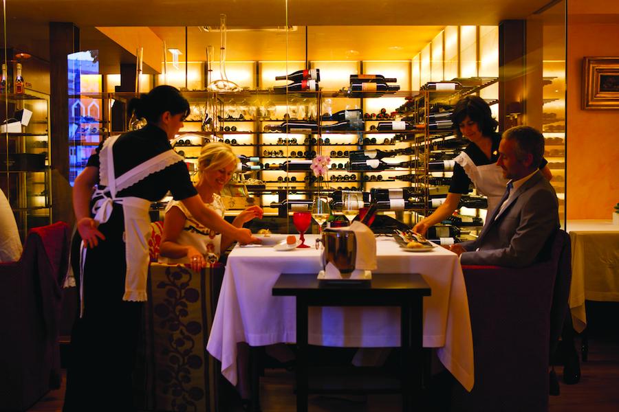 Restaurante Casa da Calçada, em Amarante (foto: casadacalcada.com)