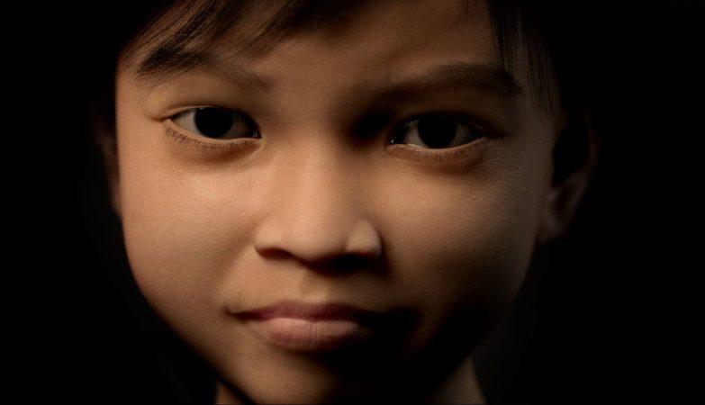 Sweetie, a menina virtual criada pela Terre des Hommes para apanhar pedófilos (foto: divulgação / Terre des Hommes)