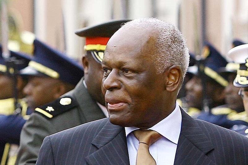 O Presidente de Angola, José Eduardo dos Santos (foto: Ricardo Stuckert/ABr)