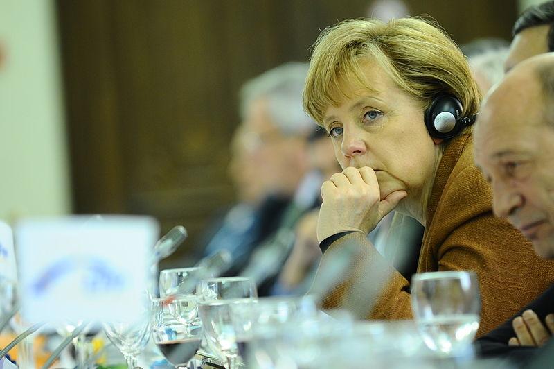 A chanceler alemã, Angela Merkel (foto: EPP / wikimedia)