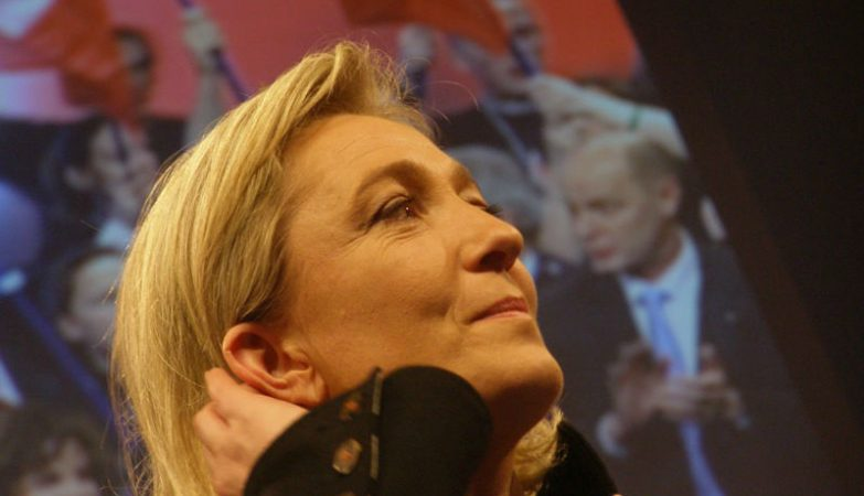 Marine Le Pen (foto: Antoine Bayet / Wikimedia)