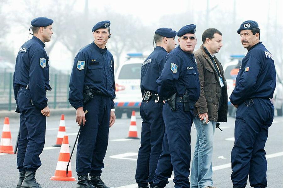 Corpo de Intervenção da Polícia de Segurança Pública foto: Pedro Simões / Wikimedia