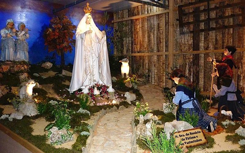 Presépio Cavalinho, São Paio de Oleiros, Santa Maria da Feira (foto: Carlos Luis M C da Cruz / wikimedia)