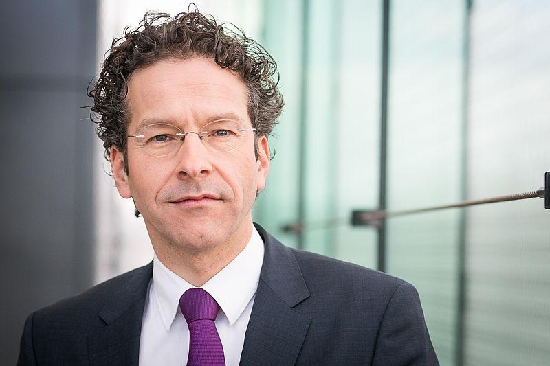 O presidente do Eurogrupo, Jeroen Dijsselbloem (foto: Rijksoverheid.nl / wikimedia)
