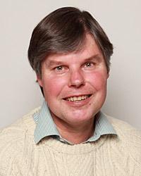 Professor Grant Bigg (foto: U.Sheffield)