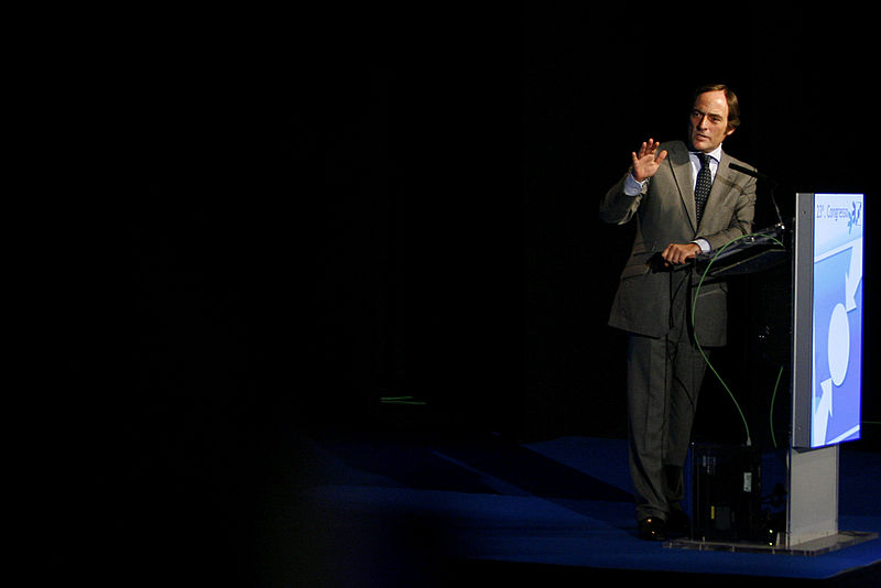 O vice-primeiro-ministro, Paulo Portas