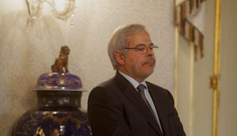 Joaquim de Sousa Ribeiro, Presidente do Tribunal Constitucional