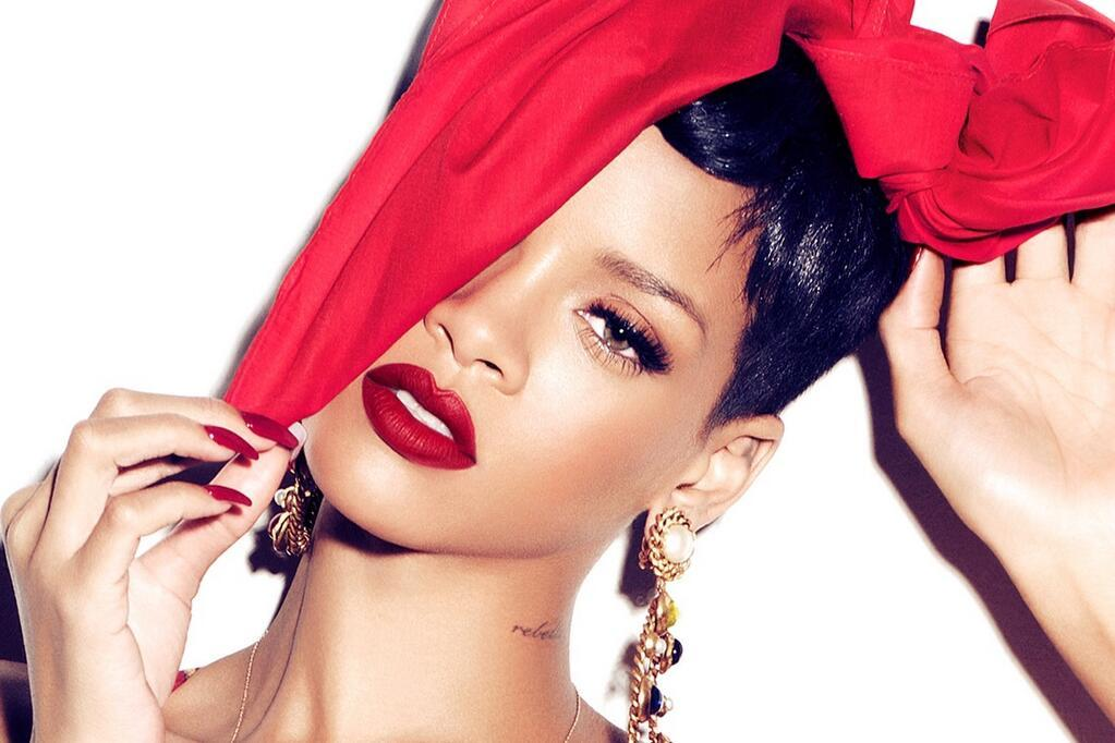 Rihanna (foto: Twitter/Rihanna)