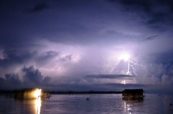 O Relâmpago do Catatumbo, na Venezuela, é o maior gerador de Ozono do mundo