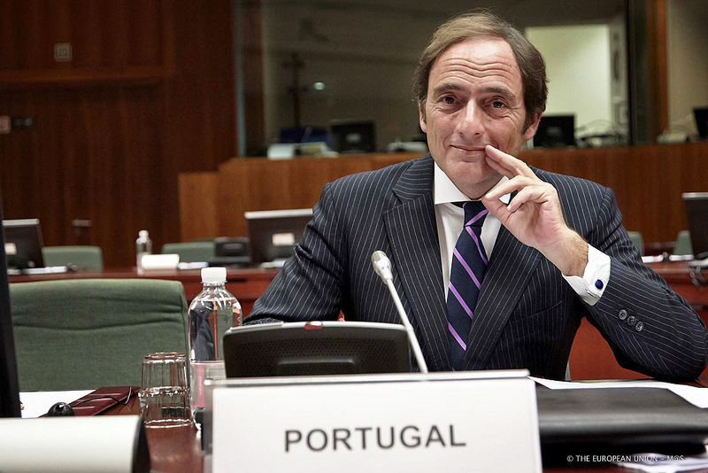 Paulo Portas, vice-primeiro-ministro português