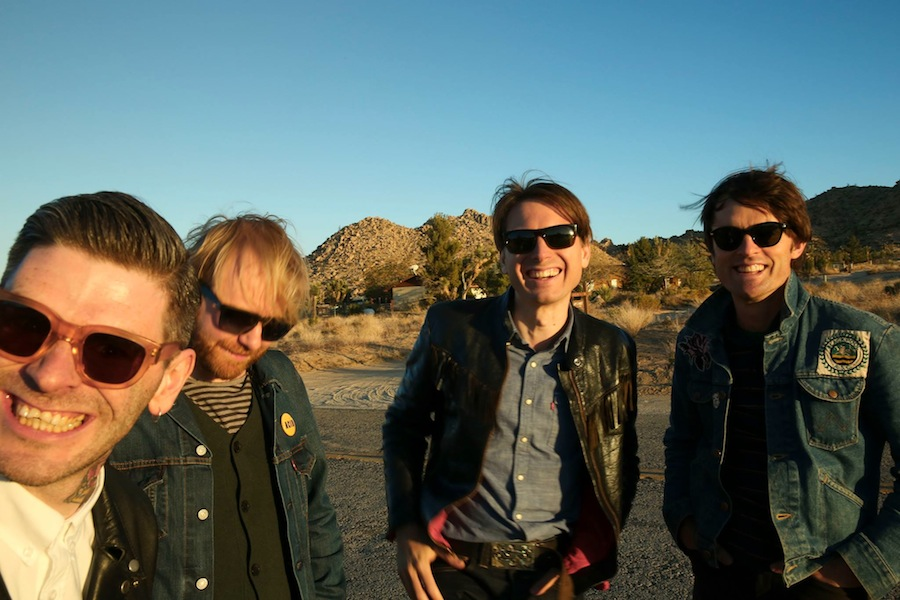 site: officialfranzferdinand / Facebook