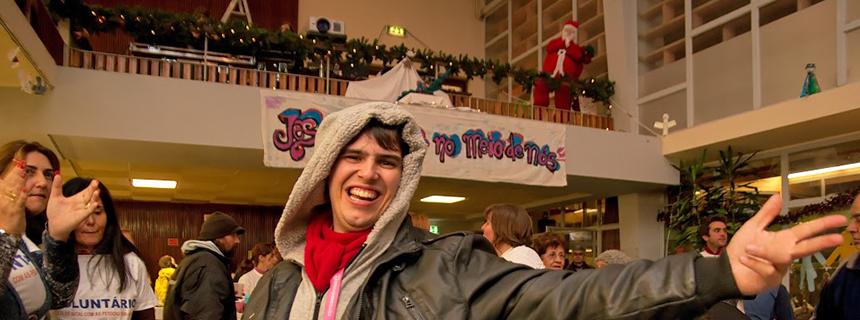 Festa de Natal da Comunidade Vida e Paz