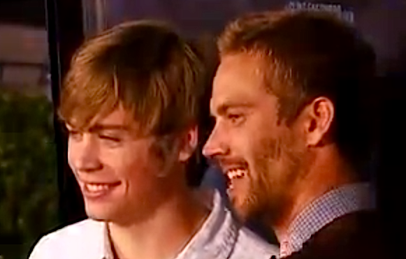 Cody e Paul Walker (foto: YT/Milena Galecka)