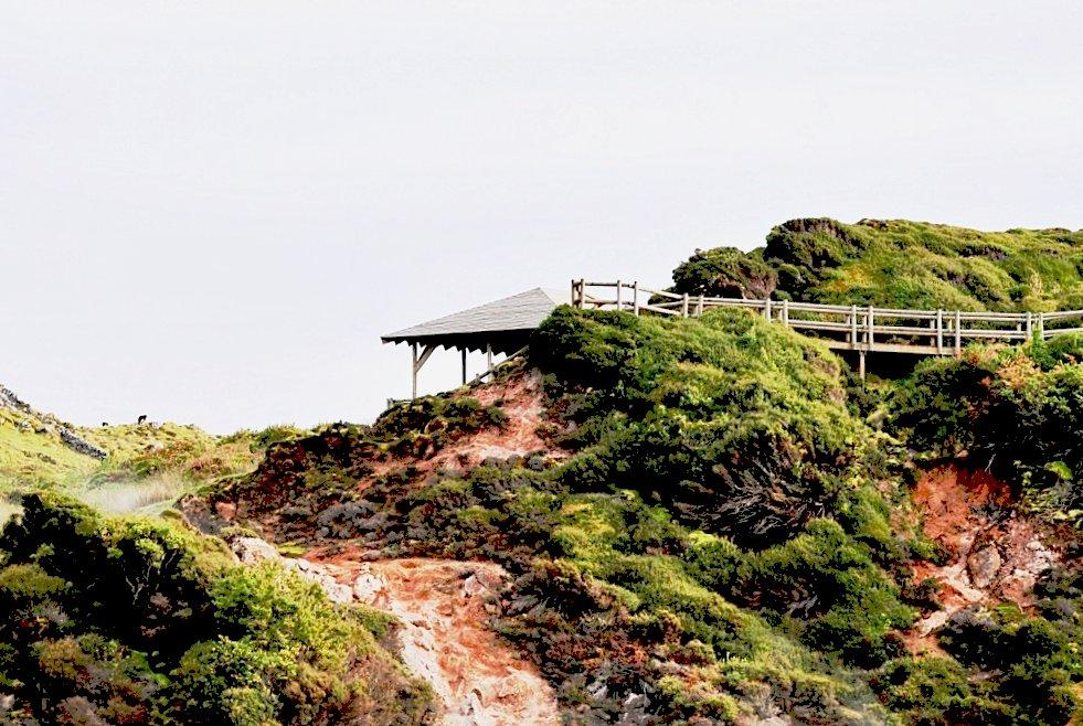Furnas do Enxofre, Açores