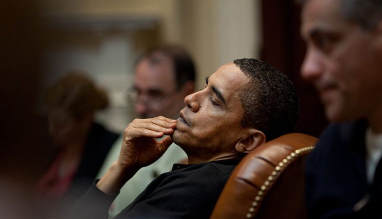 O presidente norte-americano, Barack Obama