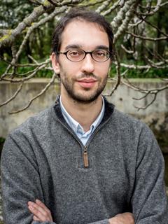 Luís Teixeira, investigador do Instituto Gulbenkian de Ciência (foto: Gulbenkian)