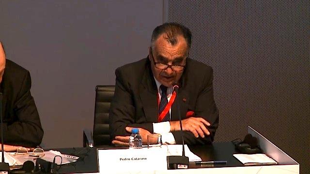 O Representante da República para os Açores, Pedro Catarino