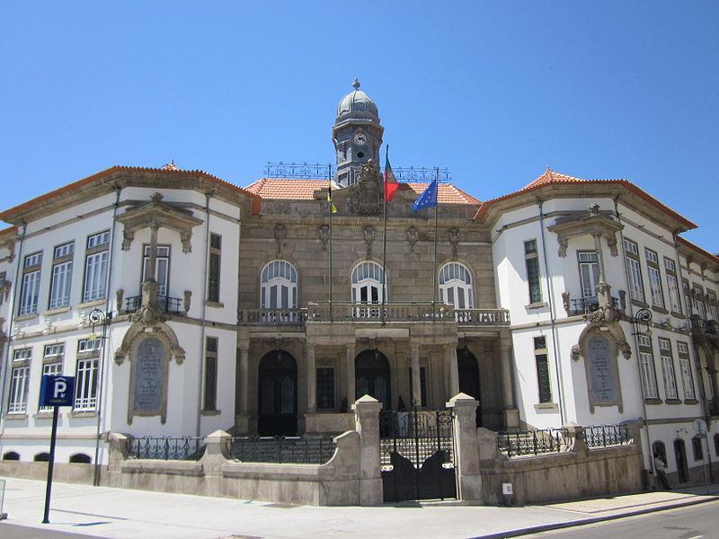 Câmara Municipal em Vila Nova de Gaia