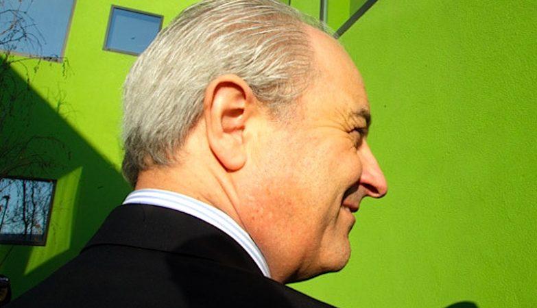 O economista Rui Rio, ex-presidente da cãmara Municipal do Porto