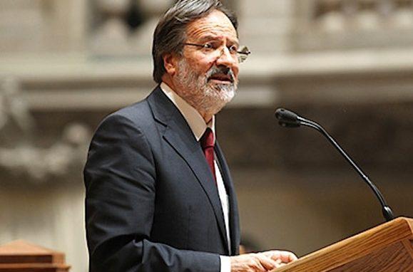 Alberto Martins, ex-líder parlamenter do PS