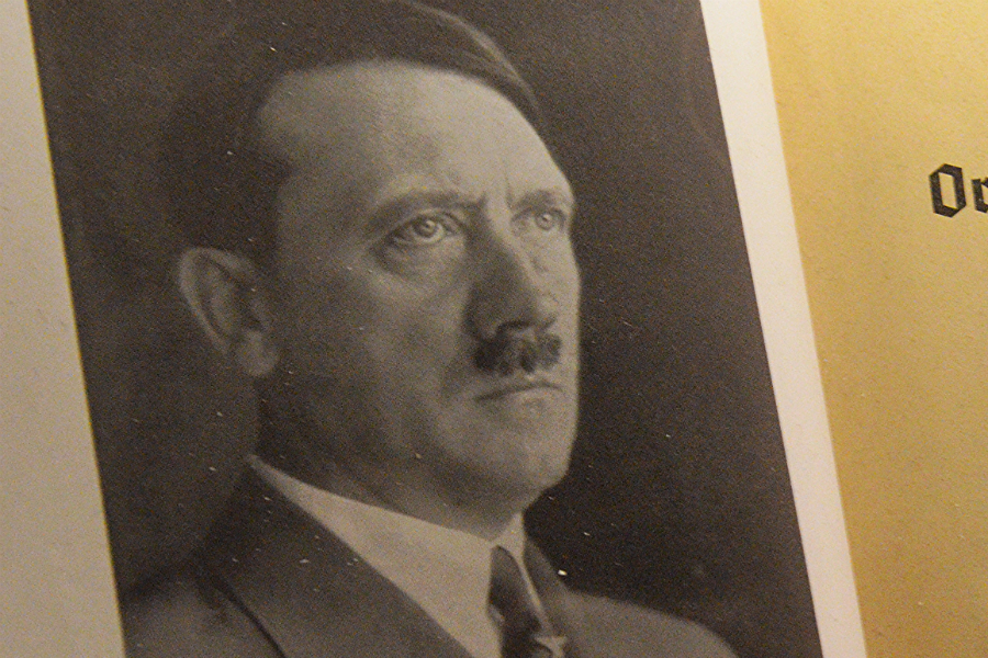 Adolf Hitler (foto: Jaysmark / Flickr)