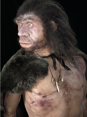 Os primeiros humanos modernos miscigenaram com populações de Neandertal, cujos genes estão hoje espalhados entre nós.