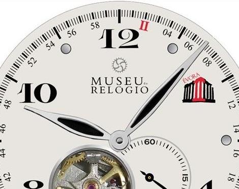 """Relógio """"Évora II"""" do Museu do Relógio"""