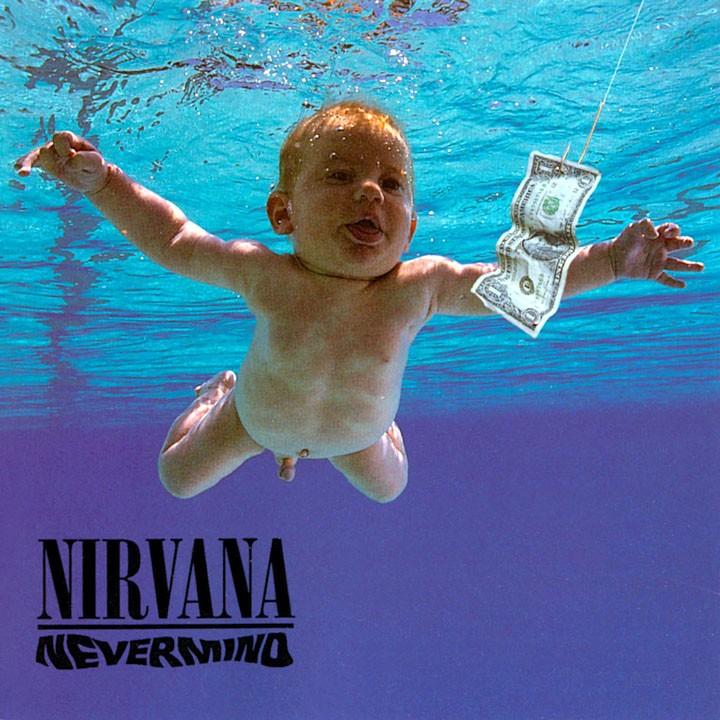 Capa do disco Nevermind, dos Nirvana (foto: reprodução)