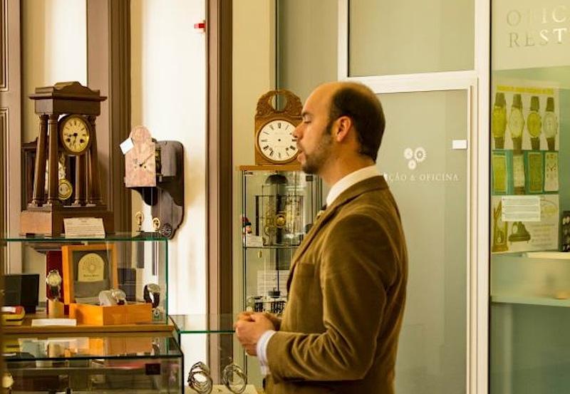 Eugénio Tavares d'Almeida, Museu do Relógio homenageia Évora