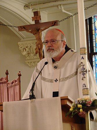 O Cardeal de  Boston, Sean O'Malley (foto: Mvbrewer / wikipedia)